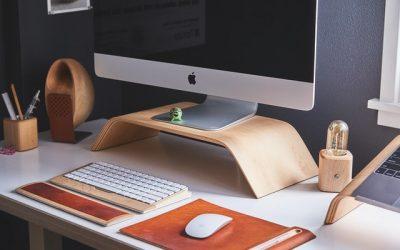 So organisieren Sie Ihren Arbeitsplatz für Produktivität