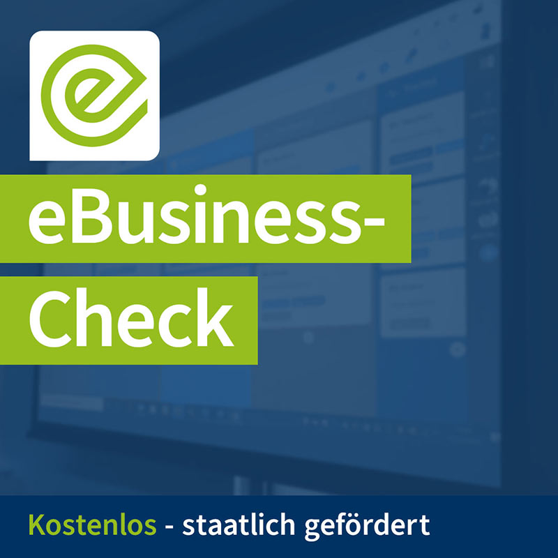 eBusiness Check